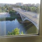 Vistas desde la habitación, 5ª planta.