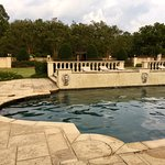 Private pool and gardens