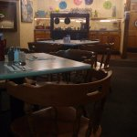 inside the resturant