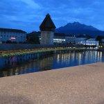 Photo de Hotel des Alpes