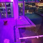 Penthouse pool on the 12th floor