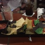 Outstanding chips and salsa