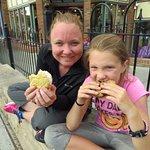 cookie sandwich's!