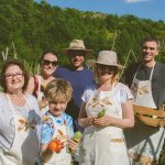 farm to table cooking classes and dinners!
