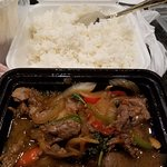 Beef Pad Kra Pao