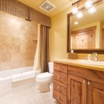 Grand View Studio Guest Bathroom