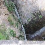 Vista sul fiume 80 metri sotto
