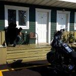 Motel des Cascades Foto