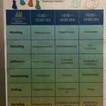 Kinderclub Programm