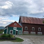 Farm Store and Barn