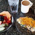 Fruit Plate and Omelet-photo provided by guest