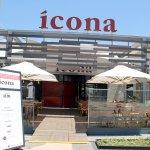 Puerta de entrada a Icona