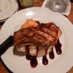 Grilled Pork Chop Dish
