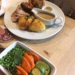 Sunday roast pork mmmm