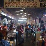 Mercado Tlacolula Foto