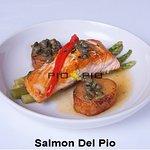 Salmon De Pio