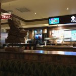 Bar in the Brewers Fayre