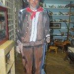 Bilde fra Billy the Kid Museum