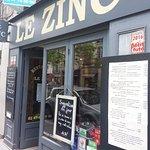 Façade du ZINC