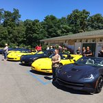 Lunch with the North Jersey Corvette Club