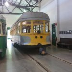 Tram or trolleybus