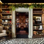 Sylvestre Santa Fe - Cigar Room