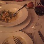 Gnocchi - Asparagus,Truffle Oil, Parmesan Cheese, Chives