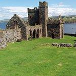 Photo of Peel Castle