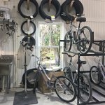 Brought your own bike and need a tune up? Stop by Jekyll Wheels!