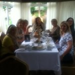 Annual afternoon tea in memory of a lovely lady
