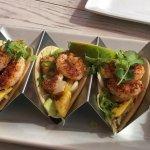 Finn's Shrimp Tacos