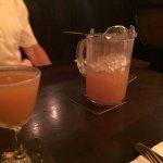 Pitcher of Rum Swizzle