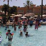 Kids splash disco