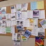 Museum Bulletin Board