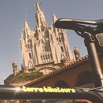 Rent a Carbon Road Bike to climb Tibidabo