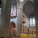 Pipe organ for musical recitals