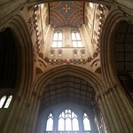 The tower & ceiling