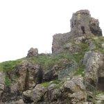 Kinbane castle