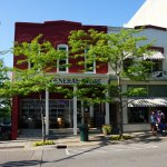 The famous SYMON'S General Store in downtown Petoskey