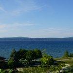 Lake Michigan at Little Traverse Bay in Petoskey