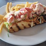 Now, THAT'S a lobster roll!