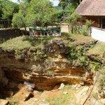 Lieu des fouilles