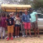 Excursions journée brousse et village avec nos amis du royal baobab horizon