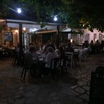 Evening at Alexandros