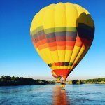 Hot Air Ballooning Over the Rio Grande