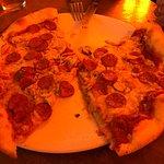 Pizza at Coast Pizza