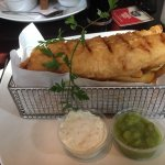 Fish & Chips were awesome