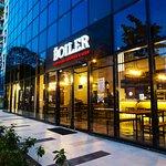 The Boiler Exterior