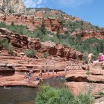 "Must to visit in Sedona"" Beach Day in the mountains"""