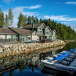 Shearwater Fishing Resort Eco-Lodge & Marina, Denny Island, BC, Canada